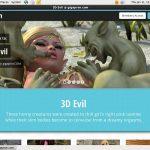 3D Evil Iphone