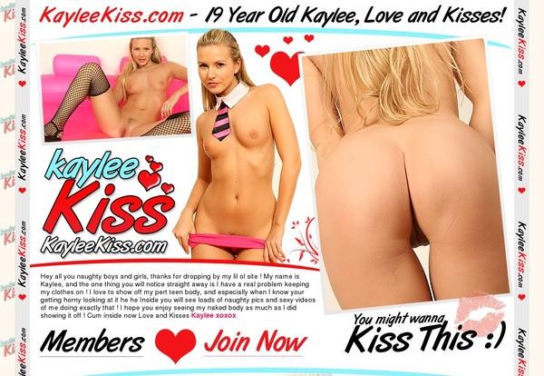 Kaylee Kiss Member Account