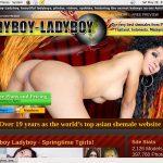 Ladyboy-ladyboy.com Account