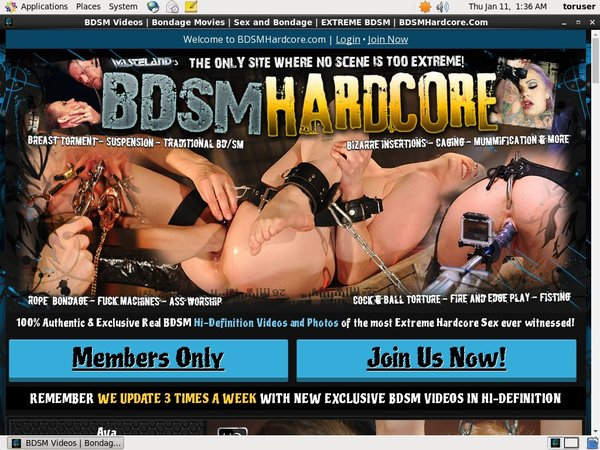 BDSM Hardcore Get Access