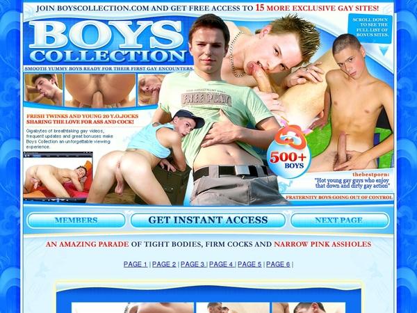 Boyscollection