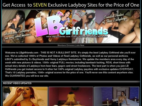 LB Girlfriends Photo Gallery