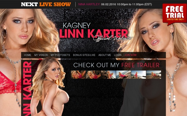 Free Kagney Linn Karter Password