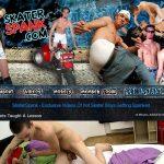 Skater Spank Trial