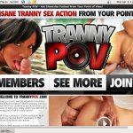 Trannypov Discreet