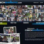 Czechsharking.com Porn