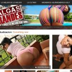 Nalgas Grandes With Gift Card