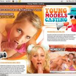 Youngmodelscasting.com With Iphone