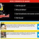 Accounts For Voordegek.nl