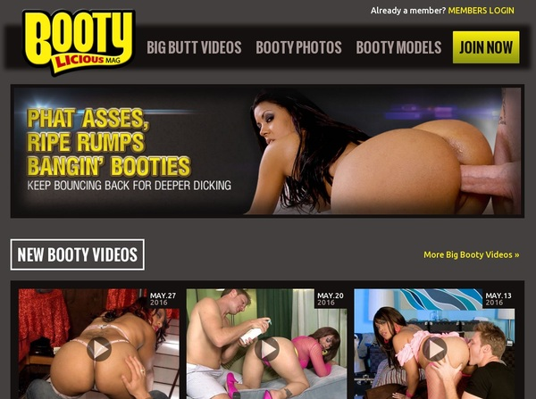 Bootylicious Mag By SMS
