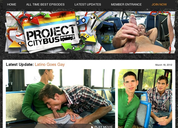 Free Projectcitybus.com User And Pass