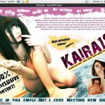 Kaira18.com Working Password