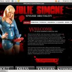 Premium Account For Julie Simone