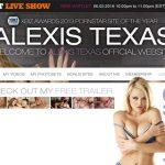 Alexis Texas Login Generator