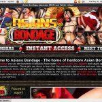 Asiansbondage.com Account 2014
