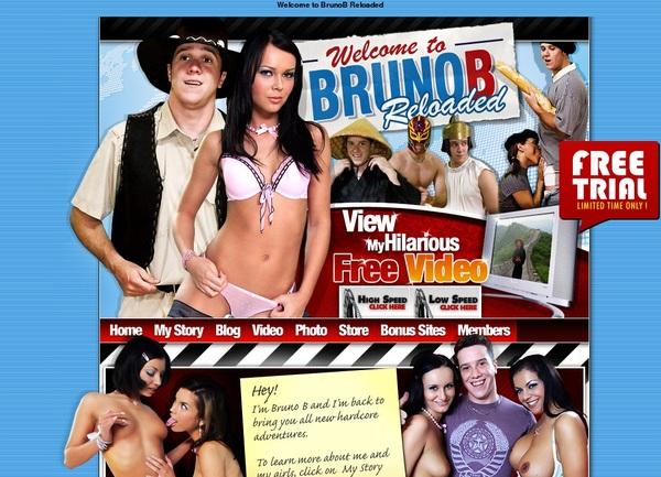 Bruno B Reloaded Passworter