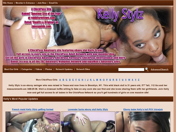 Free Accounts For Kellystylz