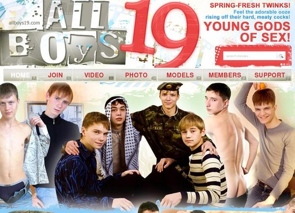 Free All Boys 19 Account