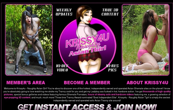 Krissy 4 U Free User