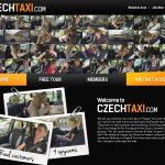 Login Czechtaxi.com