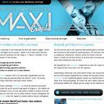 Maxierect.nl Descuento