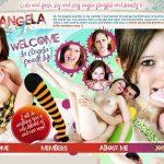 Premium Accounts Shy Angela