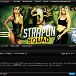 Straponsquad Free Sign Up