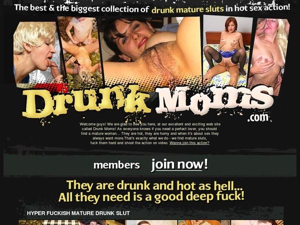 Drunkmoms.com Free Passwords