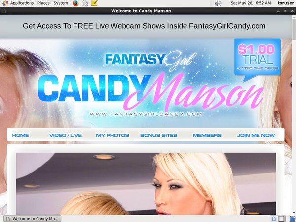 Fantasygirlcandy.com Payment Options