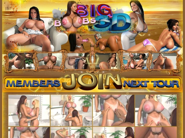 Join Bigboobs3d.com For Free