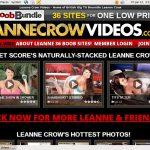 Leannecrowvideos.com Account Share