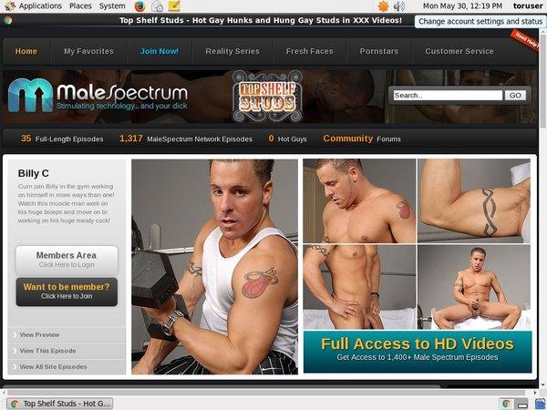 Topshelfstuds.com Logins Free