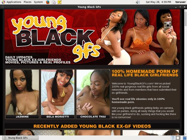 Young Black GFs Latest