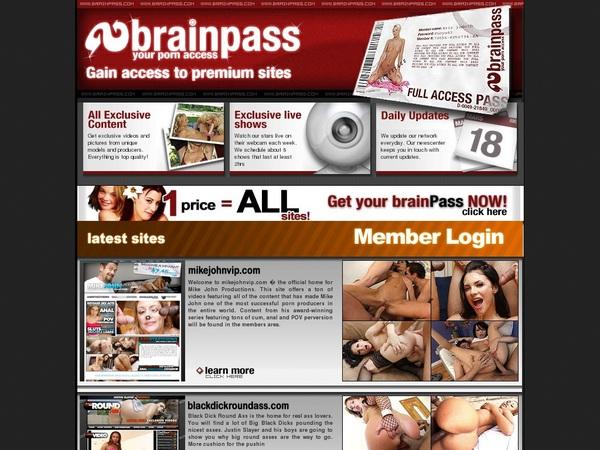 Brainpass.com Free Member