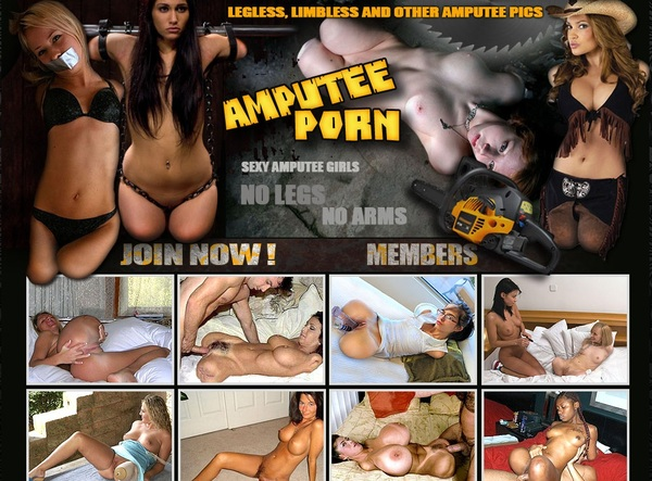 Free Accounts For Amputee Porn