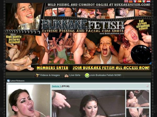 Free Bukkakefetish.com Account Logins