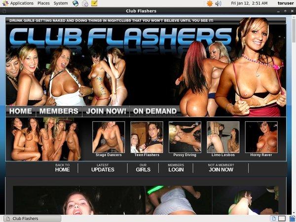 Gratis Clubflashers