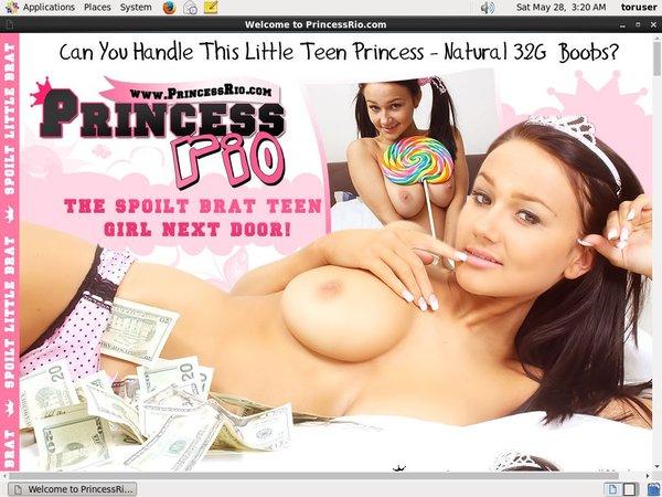 Access Princess Rio Free