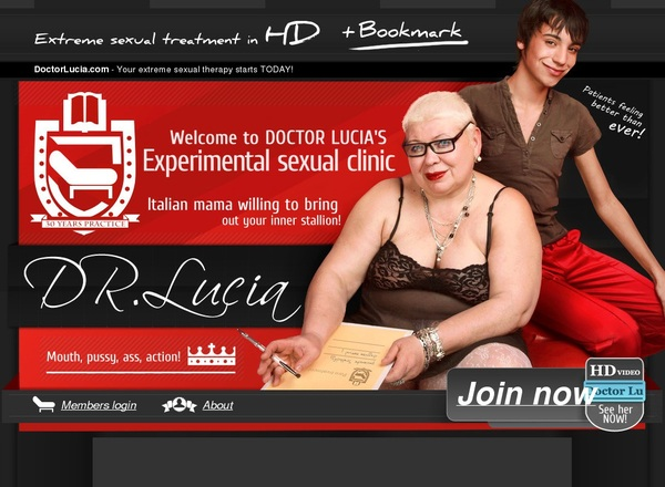 Free Doctorlucia.com Premium Accounts