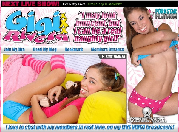 Get A Free Gigiriveraxxx.com Account