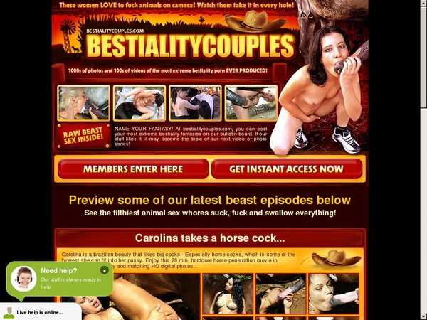 How To Get Bestialitycouples.com For Free