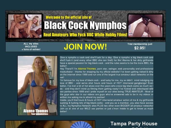 How To Get Free Blackcocknymphos.com Account