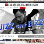 Lucas Entertainment Login Account