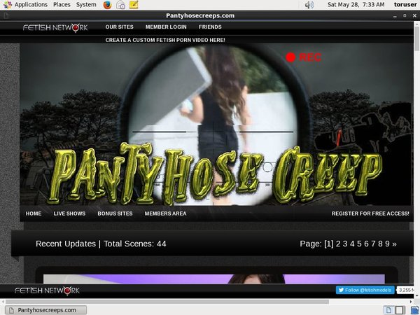 Pantyhosecreep Username