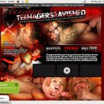 Teenagers Ravished User And Password