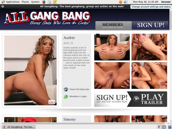 Allgangbang Renew Subscription