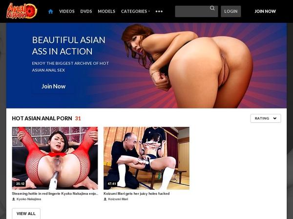 Analnippon.com Accounta
