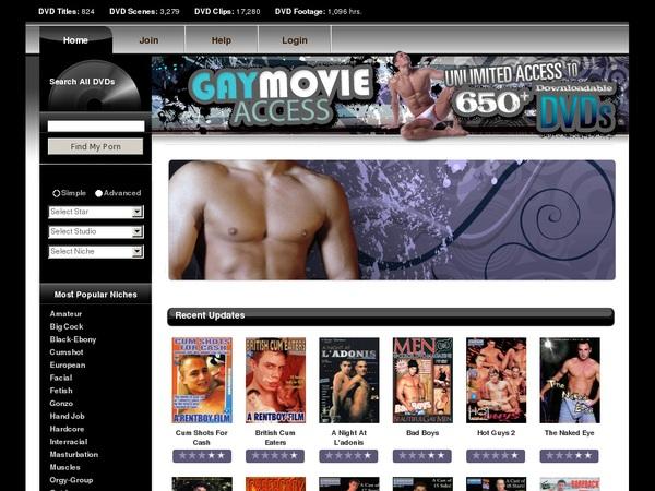 Free Access Gay Movie Access