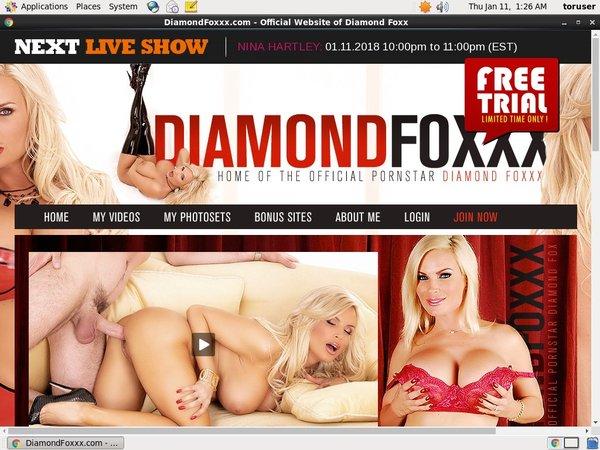 Free Accounts Diamond Foxxx