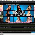 How Much Does Taboo18.com Cost